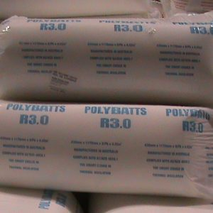 Ceiling Insulation R3.0 x 430 x 185mm