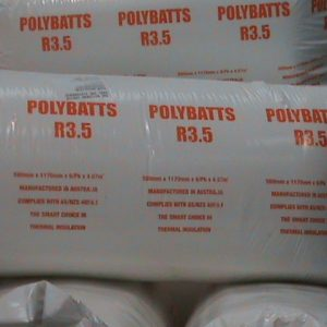 Ceiling Insulation R3.5 x 580 x 200mm