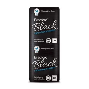 Bradford Black Wall Batts R1.5 x 580 x 75mm
