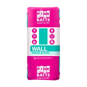 Pink Wall Insulation R1.5 x 430 X 70mm