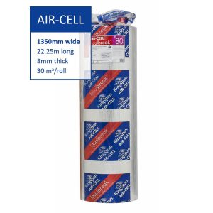 Air Cell Insulbreak 80 Insulation 30m2 Roll