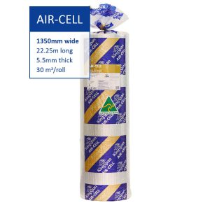 Air Cell Insuliner Insulation 30m2 Roll