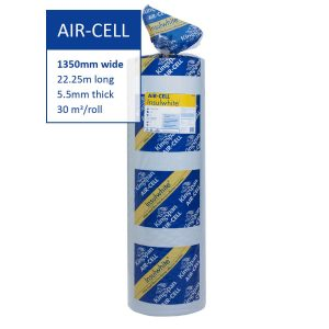 Air Cell Insulwhite Attic Insulation 30m2 Roll